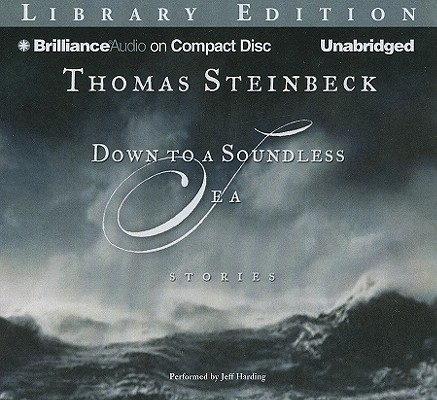 Down to a Soundless Sea Cover Image