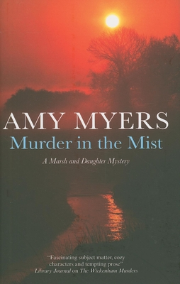 Murder in the Mist Cover