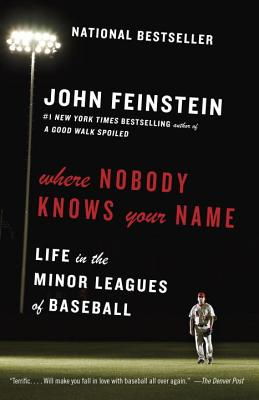 Where Nobody Knows Your Name: Life in the Minor Leagues of Baseball (Anchorsports) Cover Image