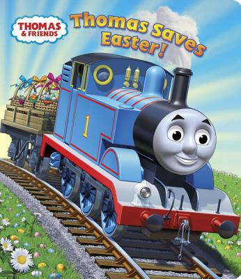 Thomas Saves Easter! (Thomas & Friends) Cover