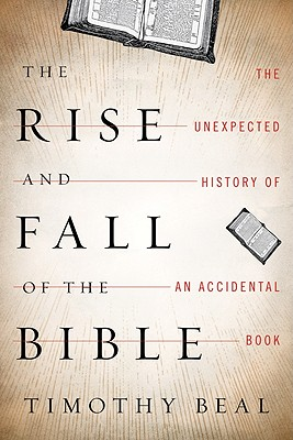 The Rise and Fall of the Bible Cover