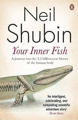 Your Inner Fish: The Amazing Discovery of Our 375-Million-Year-Old Ancestor Cover Image