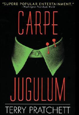 Carpe Jugulum: A Novel of Discworld Cover Image