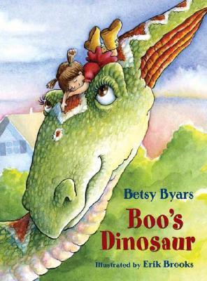 Boo's Dinosaur Cover