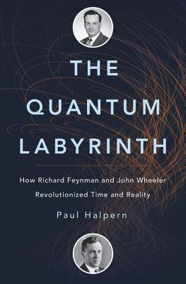 The Quantum Labyrinth Cover