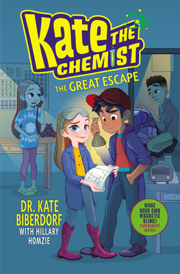 The Great Escape (Kate the Chemist) Cover Image