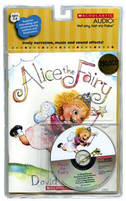 Alice the Fairy Cover Image