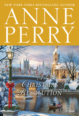 A Christmas Resolution: A Novel Cover Image