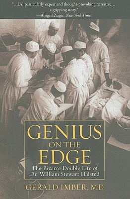 Genius on the Edge Cover