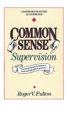 Common Sense Supervision Cover