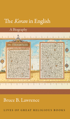 The Koran in English: A Biography Cover Image