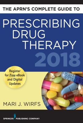 The Aprn's Complete Guide to Prescribing Drug Therapy Cover Image