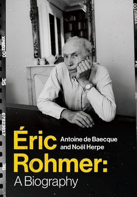 Cover for Éric Rohmer