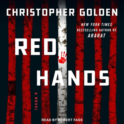 Red Hands Cover Image