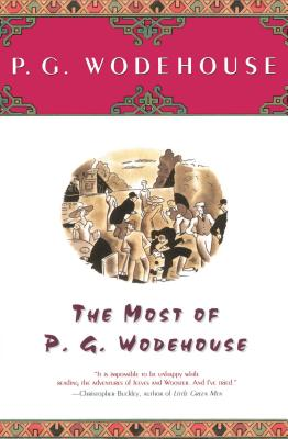 Cover for The Most Of P.G. Wodehouse