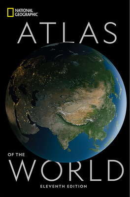 National Geographic Atlas of the World, 11th Edition Cover Image