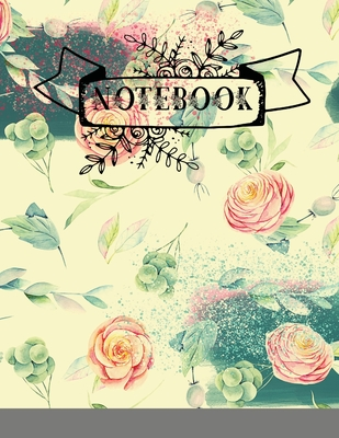 Notebook -Floral Life Cover Image