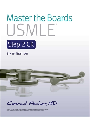 Master the Boards USMLE Step 2 CK 6th Ed. Cover Image