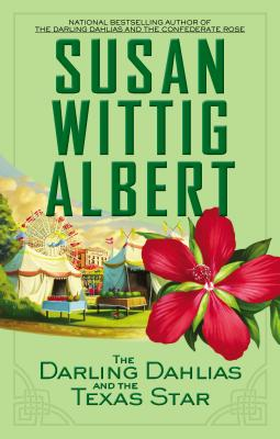 The Darling Dahlias and the Texas Star Cover