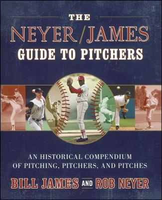 The Neyer/James Guide to Pitchers Cover
