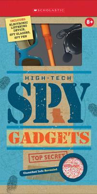 Spy Gadgets Cover Image