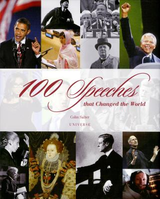 100 Speeches That Changed the World Cover Image