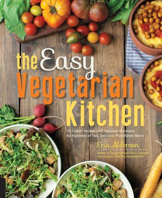 Cover for The Easy Vegetarian Kitchen