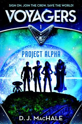 Voyagers: Project Alpha (Book1) Cover Image