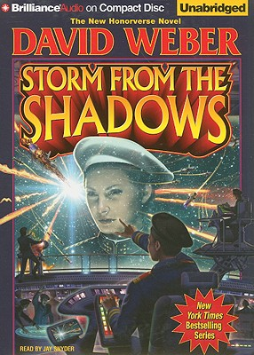 Storm from the Shadows Cover Image