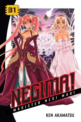 Negima Cover