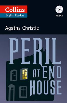 Peril at End House (Collins English Readers) Cover Image