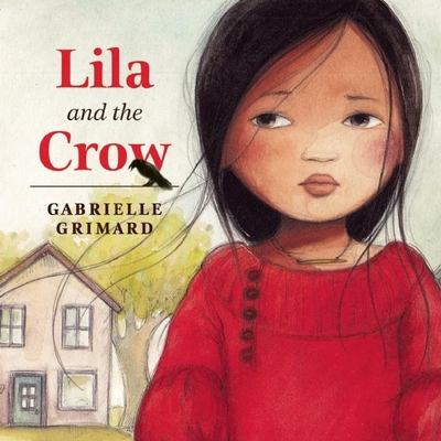 Lila and the Crow Cover