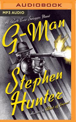 G-Man (Bob Lee Swagger Novels #10) Cover Image