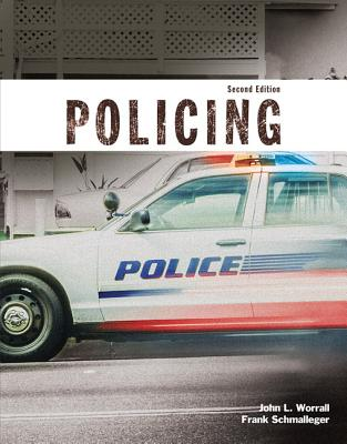 Policing Cover Image