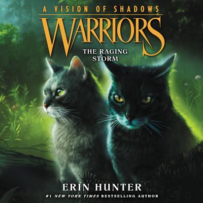 Warriors: A Vision of Shadows: The Raging Storm Cover Image