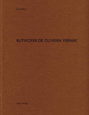 Butikofer de Oliveira Vernay: de Aedibus 75 Cover Image