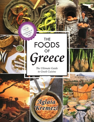 The Foods of Greece Cover Image