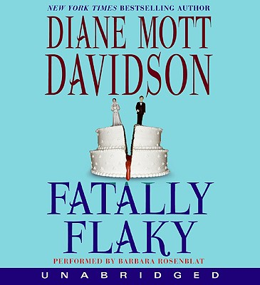 Fatally Flaky CD Cover