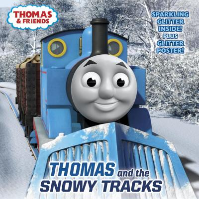 Thomas and the Snowy Tracks (Thomas & Friends) (Pictureback(R)) Cover Image