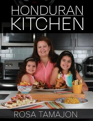 Honduran Kitchen Cover Image
