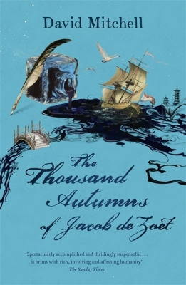 Thousand Autumns of Jacob de Zoet Cover