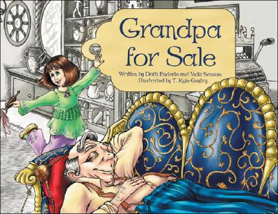 Grandpa for Sale Cover