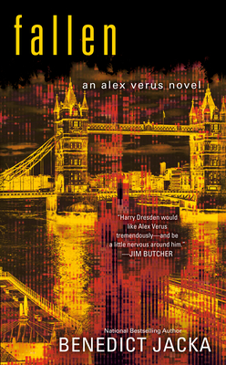 Fallen (An Alex Verus Novel #10) Cover Image