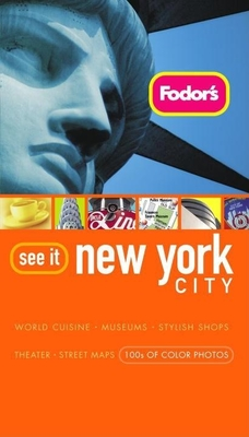 Fodor's See It New York City Cover Image