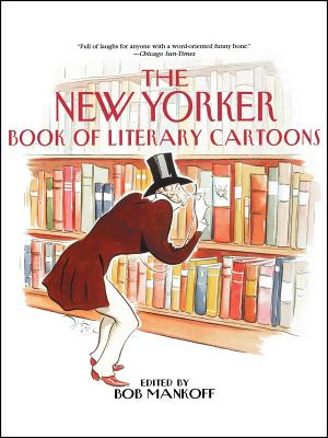 The New Yorker Book of Literary Cartoons Cover Image