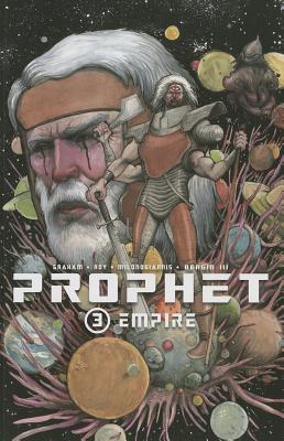 Cover for Prophet Volume 3