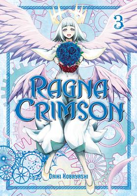 Ragna Crimson 03 Cover Image