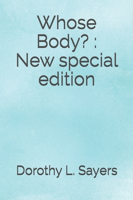 Whose Body?: New special edition Cover Image