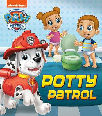 Potty Patrol (PAW Patrol) Cover Image