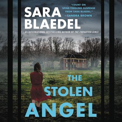 The Stolen Angel Lib/E (Louise Rick/Camilla Lind #10) Cover Image